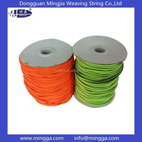 3mm elastic string,stretch round elastic cord for garment