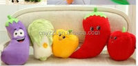 Creative Lovely Fruit Vegetable Plush Doll Pillow Cute Cushion Toy Birthday Gift