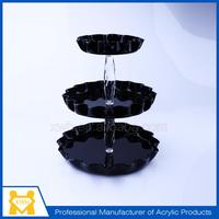 Hot China factory square cake stand