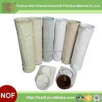 Nonwoven needle punched Dust filter bag for Dust Collector