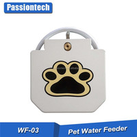 Fashion user-friendly new technology dog training best pet fountains