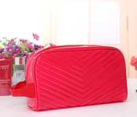 2015 best selling fashion travel cosmetic bag