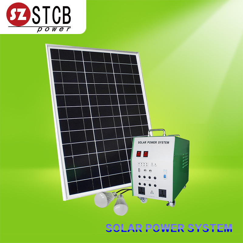 All-in-one solar power products 300w 500w 1000w output 220vac 12vdc