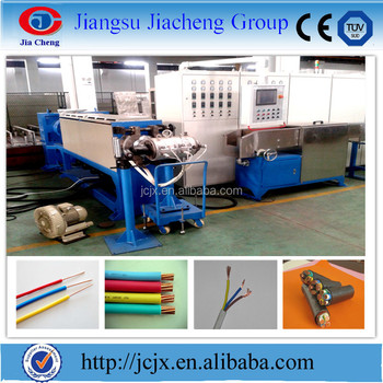 China Supplier cable cover pvc production line