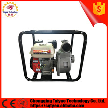 3 Inch Portable High Flow Water Transfer Gasoline Power Water Pump