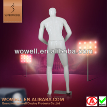 Cheap standing male basketball nude mannequin
