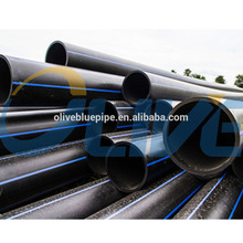 ISO4427 HDPE PE 100 water pipe