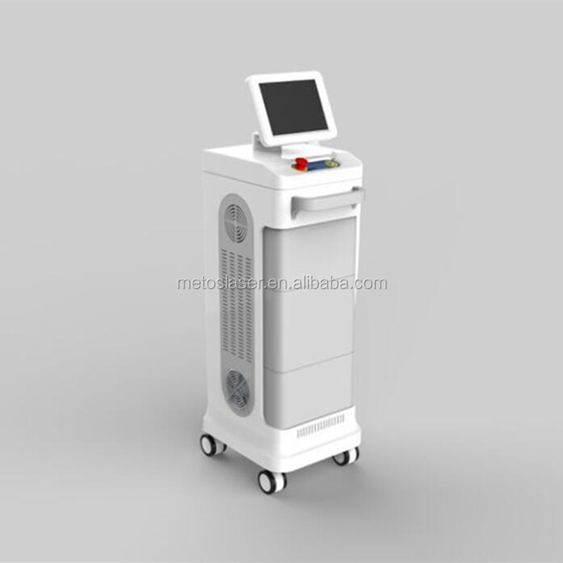 The latest factory low price 808nm water air cooling diode laser hair removal