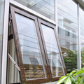 China Super quality aluminum awning window with Australian Standard