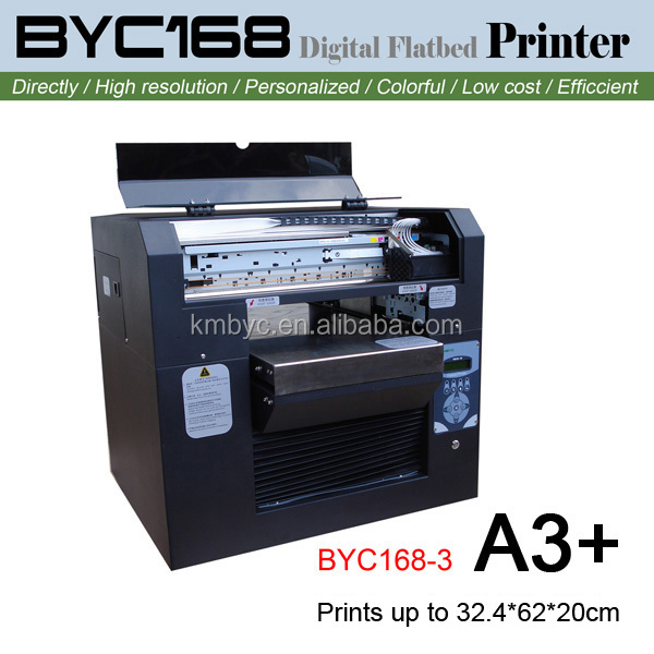 2014 multifunction hot sale skyjet uv flatbed printer from china