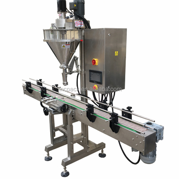 Food grade powder packaging machine salt sugar packing machine