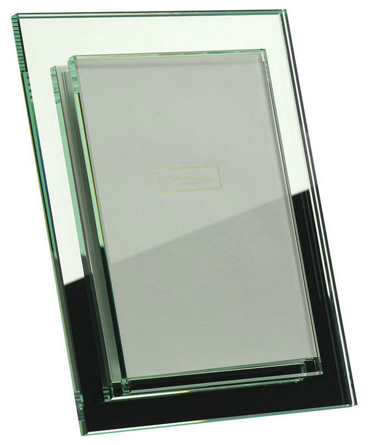 china products curved glass photo frames wholesale glass