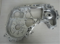 High Quality OEM Customized aluminum alloy auto parts (gear chamber cover)