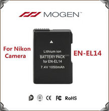 High Quality Digital Battery Digital Camera for Nikon EN-EL14 Battrey Compact Camera Bag