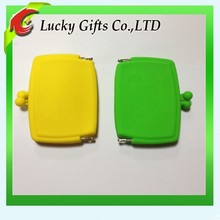 Eco-Friendly Silicone New Design Ladies Women Clutch Purse
