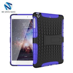 tough protective bracket stand tablet case for iPad mini 4