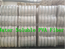 1.5dx38mm Water Soluble PVA Fiber