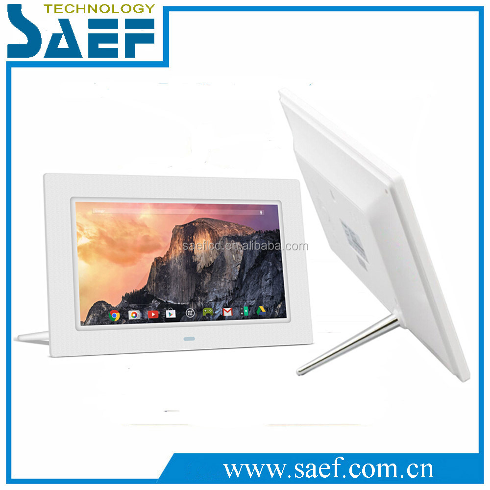 10 inch 3G WIFI Android Tablet Embedded touch screen pc RJ45 interface