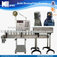 Bottle Cap shrink labeling Machine / plant