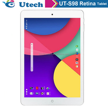 9.7 Inch Android 5.1 retina Tablet pc Android 5.1 Rk 3288 quad core Tablet 2G/16GTablet PC IPS HD Support 1080P