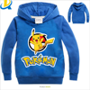 fashion pokemon go team sweatshirt hoodie sweater coat