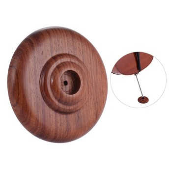 Cello Endpin Rest Stop Holder Anchor Protector Non-slip Pad Rosewood