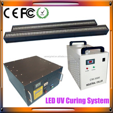 Experienced led uv lamp manufacturer for printing machine excellent quality led uv curing system