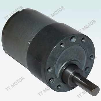 37mm off centered self running magnetic motor with gearbox for 100000 rpm electric motor