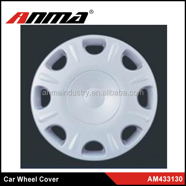 Universal Fit colored 17 inch wheel covers