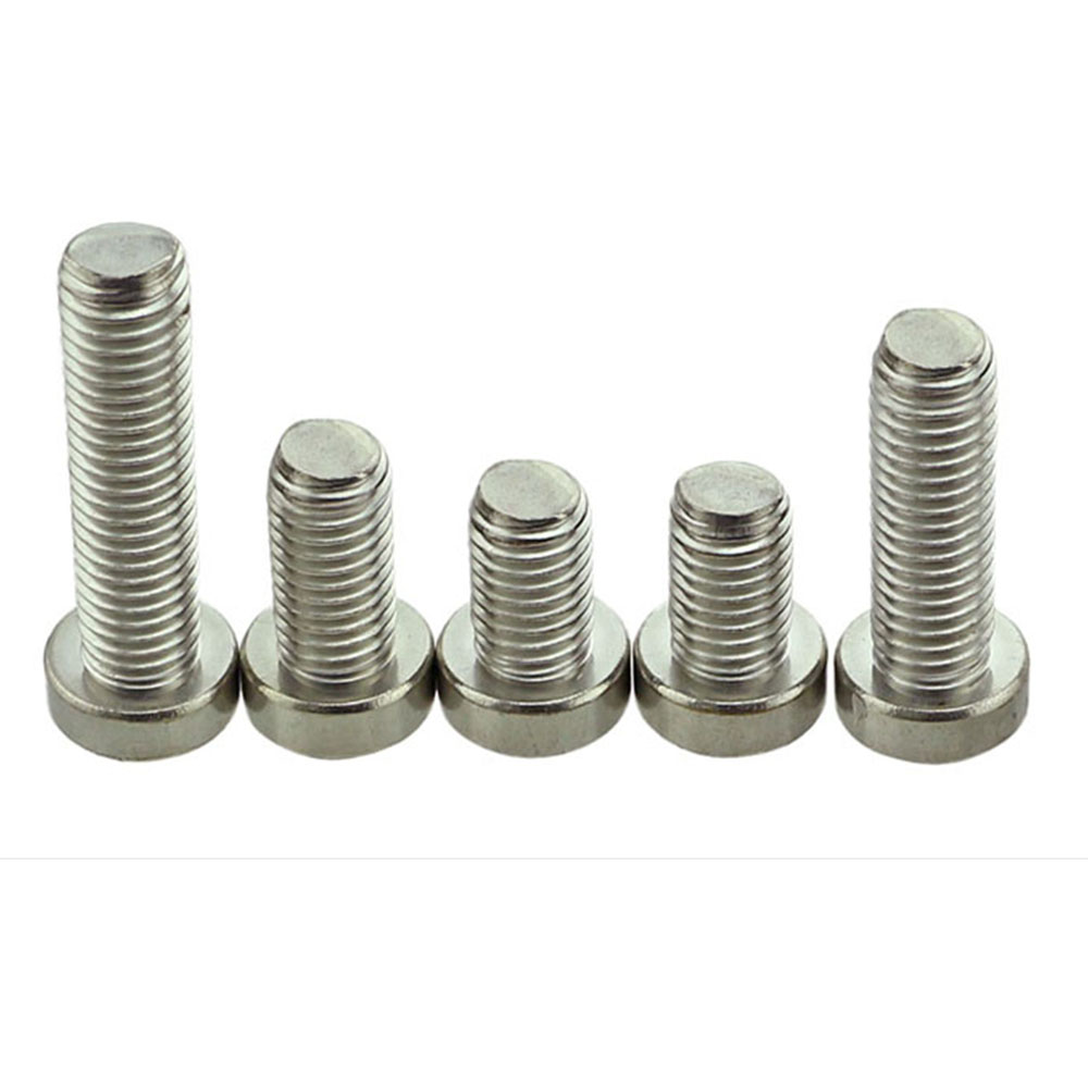 DIN 7984 din 6912 hex socket thin head cap titanium screw