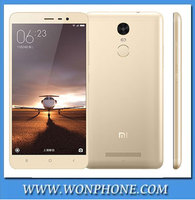 "Original Xiaomi Redmi Note 3 Prime 32GB ROM Metal Body Fingerprint ID Mobile Phone Helio X10 Octa Core 5.5"" 1920X1080 3GB RAM"