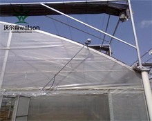 Movable Rolling Seeded Benching System For Greenhouse