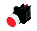 Push button Switch LA800E Illuminated selector push button Electrical Key Switch Emergence Stop Button