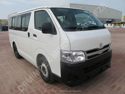 Price of Hiace Bus In Dubai