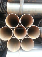 YOUFA brand Q235 ASTM A53 Gr.B black steel pipe with oil