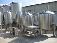 stainless steel beer making machine, micro brewery equipment ,brewhouse equipment