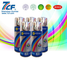 7CF Acrylic Fast Dry Chrome Spray Paint for Metal and Plastic