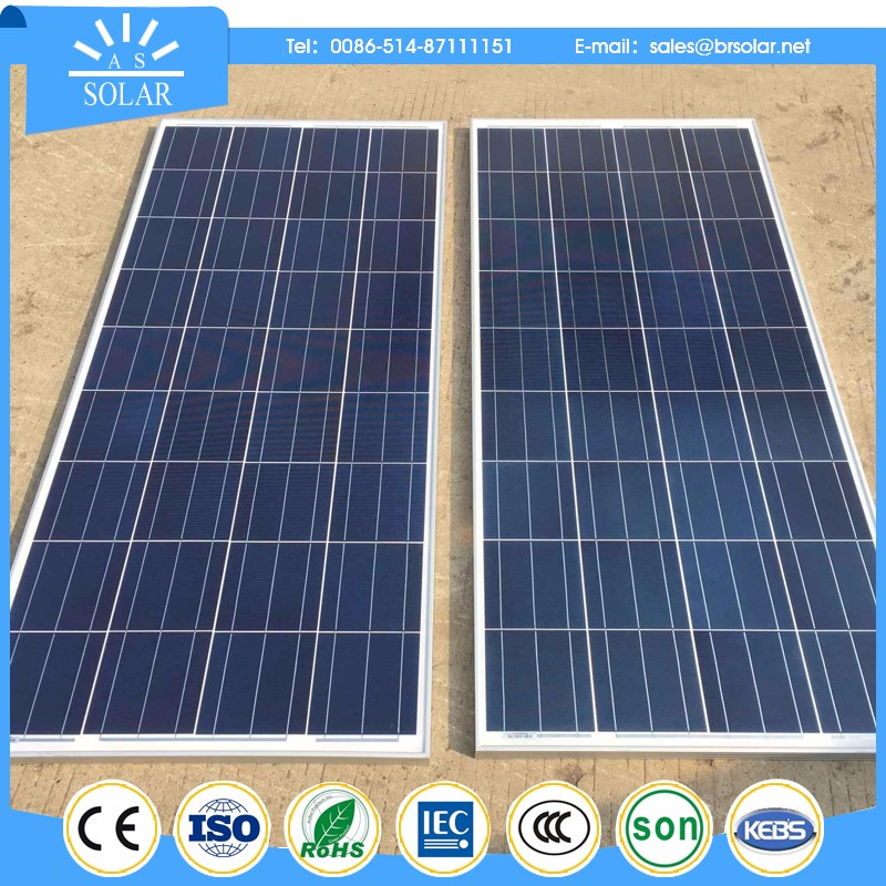 Hot sale China factory 300w flexible solar panel