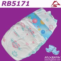 High Quality Competitive Price Disposable Bebe Baby Diaper Manufacturer from China