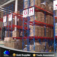 Warehouse Economical Heavy Duty Dexion Pallet Racking