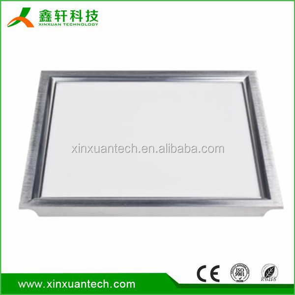Surface mounted office led panel 30x30 32w smd light diffuser panels ceiling