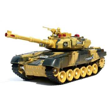 rb-8199995 rc combat tank Extra Large Emulational Infrared Remote Control Battle Tank