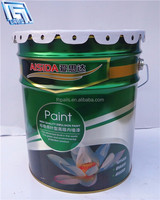 stainless steel 5 gallon container can with lid for paint other chemical products