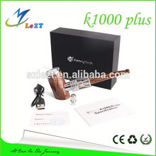 2014 New e pipe uk hot k1000 electronic | k1000 e cigarette kits | hot sale k1000 e cig hot in USA