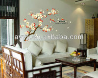 Apricot Korea style wall decoration sticker adesivo parede wandsticker wandaufkleber sticker mural autocollant mural