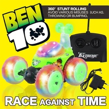 High quality best price rc car remote control stunt rolling car toy