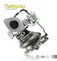 Precision turbochargers TD04L 14411AA710 for Forester XT EJ255 Engine