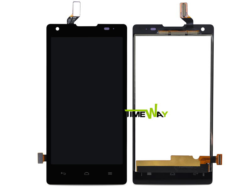Hot sale smartphone parts for lcd display for huawei g700 with touch digitizer,high quality