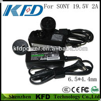 dc laptop ac adapter for SONY 19.5V2A mini laptop