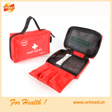 FDA & CE approved Red Cross family/office/workshop First Aid Kit